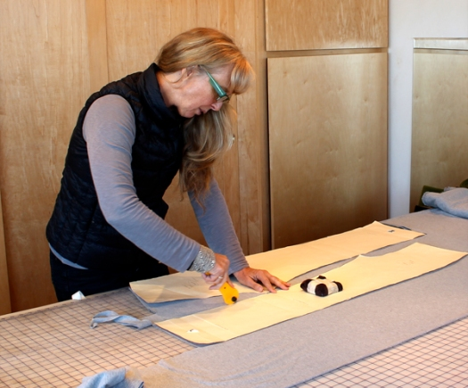 Dana Davidson, Epicenter women's clothing, Pt Reyes, CA
